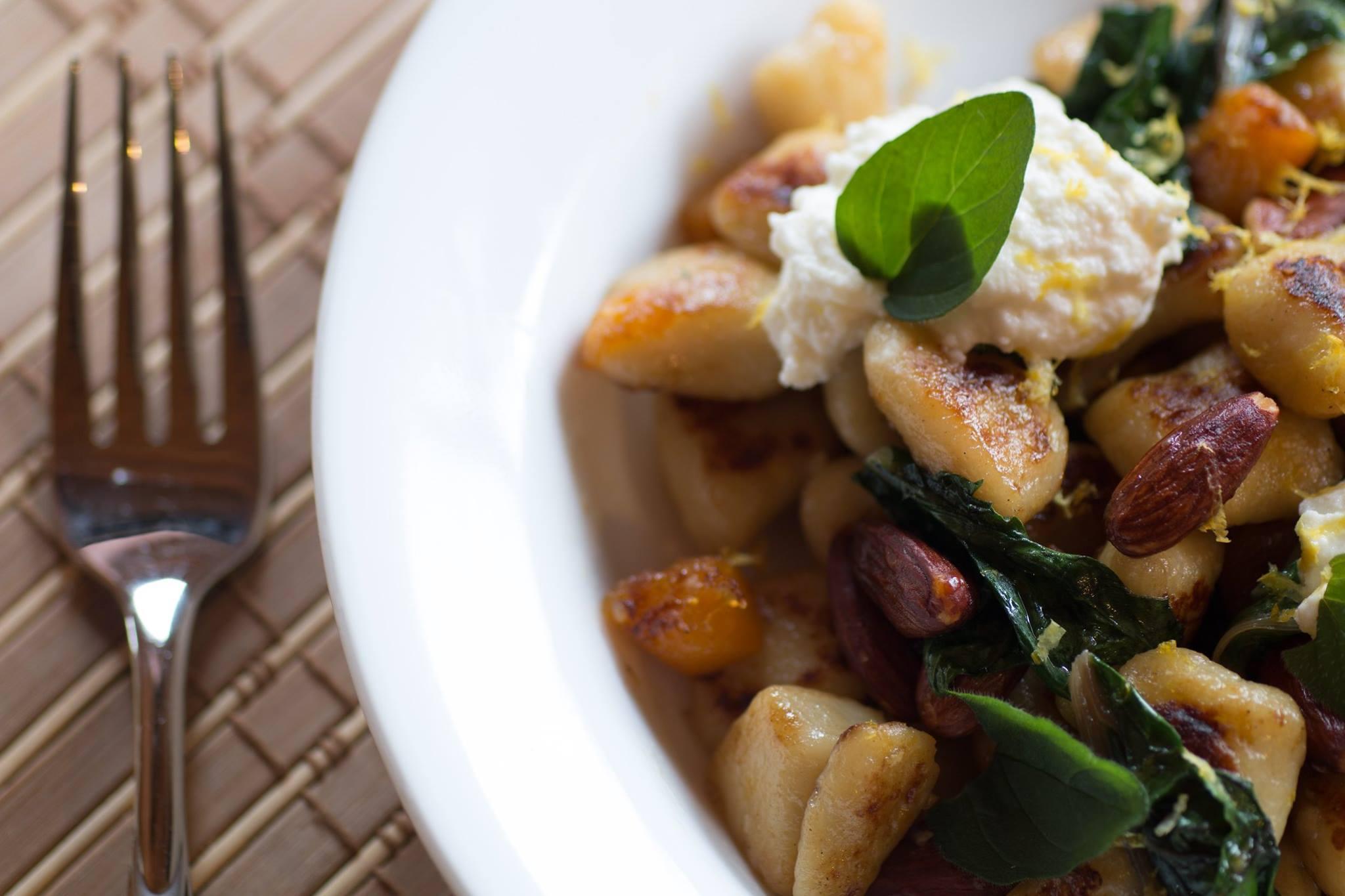 Photo of Gnocchi at One of the Premier Cape Breton Restaurants