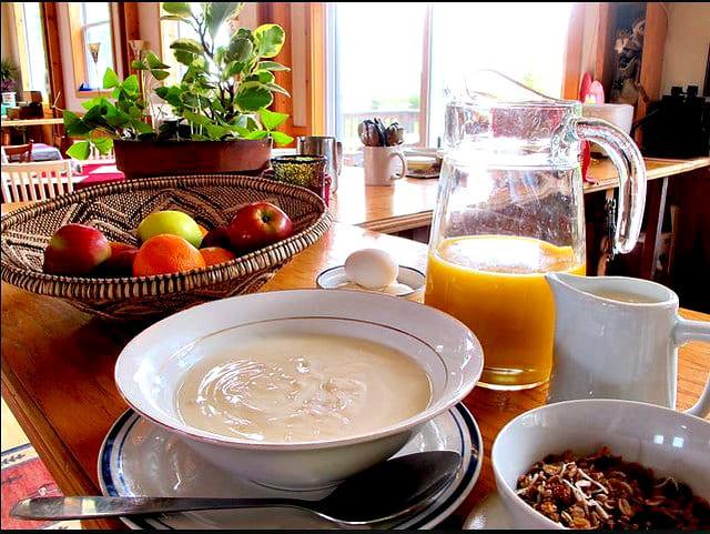 Bistro Breakfast Bar at Cabot Shores